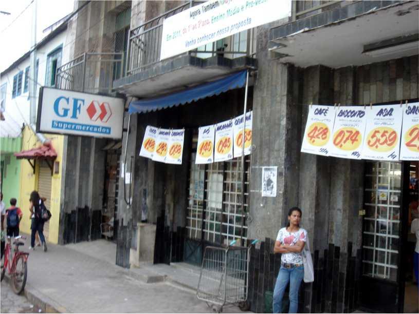 GF Supermercado – Lambari – MG