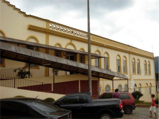 Hospital São Vicente de Paulo – Lambari – MG