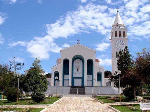 Igreja Matriz – Lambari – MG