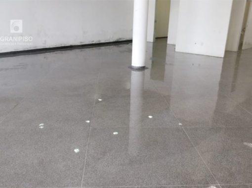 Restauração Granilite Ponto Comercial